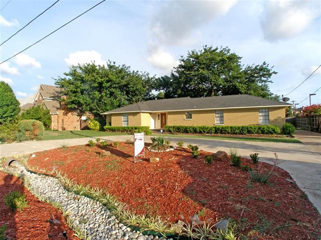 Rental Homes for Rent, ListingId:35084096, location: 6610 Shell Flower Lane Dallas 75252