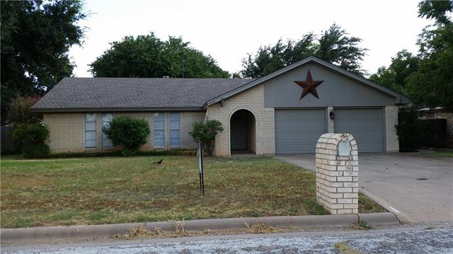 Rental Homes for Rent, ListingId:35084283, location: 3133 Primrose Drive Abilene 79606