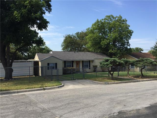 Rental Homes for Rent, ListingId:35142301, location: 7401 Gaston Avenue Ft Worth 76116