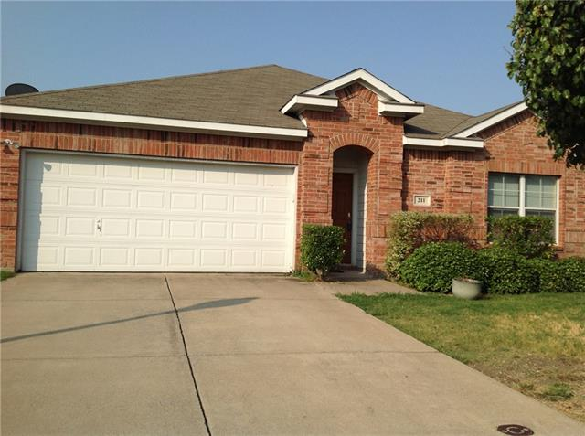 Rental Homes for Rent, ListingId:35130416, location: 211 Freedom Trail Forney 75126