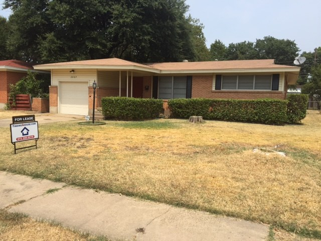 Rental Homes for Rent, ListingId:35092408, location: 2357 Highwood Drive Dallas 75228