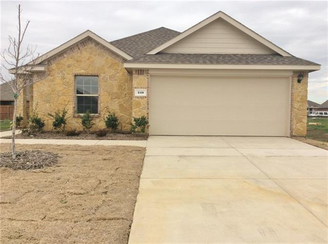 Rental Homes for Rent, ListingId:35101473, location: 219 Old Spanish Trail Waxahachie 75167