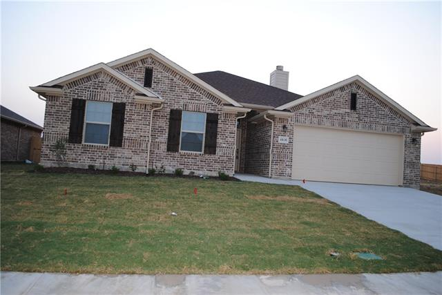 Rental Homes for Rent, ListingId:35101512, location: 4016 Wagon Wheel Drive Sanger 76266