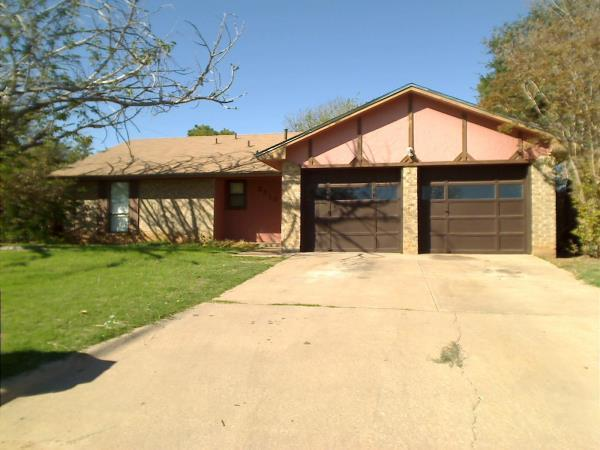Rental Homes for Rent, ListingId:35107731, location: 2310 Corsicana Avenue Abilene 79606