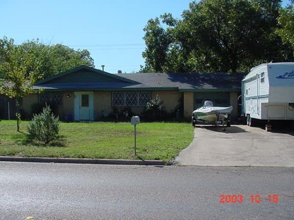 Rental Homes for Rent, ListingId:35107990, location: 3349 S 20th Street Abilene 79605