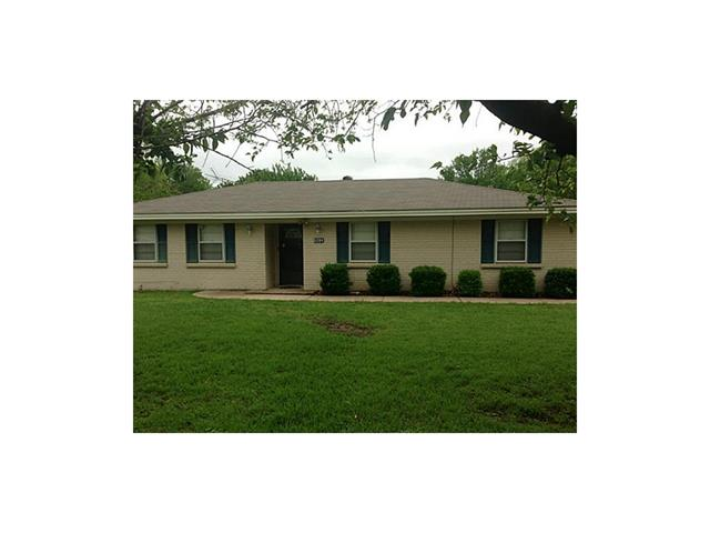 Rental Homes for Rent, ListingId:35101627, location: 1206 Stanwood Avenue Cleburne 76033