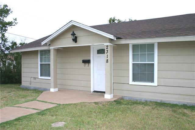 Rental Homes for Rent, ListingId:35121547, location: 2318 S 5 Street Abilene 79605