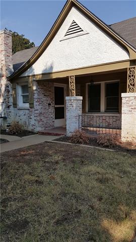 Rental Homes for Rent, ListingId:35142485, location: 3209 Waits Avenue Ft Worth 76109