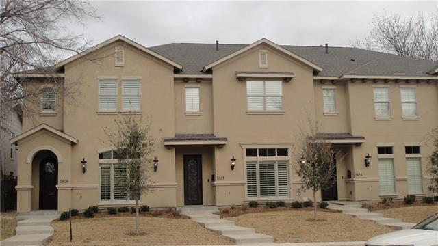 Rental Homes for Rent, ListingId:35130459, location: 5028 Pershing Avenue Ft Worth 76107