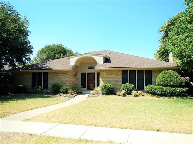 Rental Homes for Rent, ListingId:35130192, location: 1115 Kenshire Lane Richardson 75081