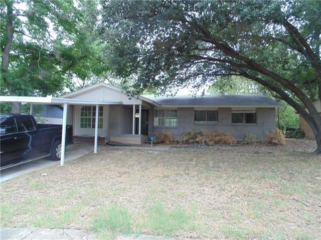 Rental Homes for Rent, ListingId:35121723, location: 2615 North Parkway Mesquite 75149