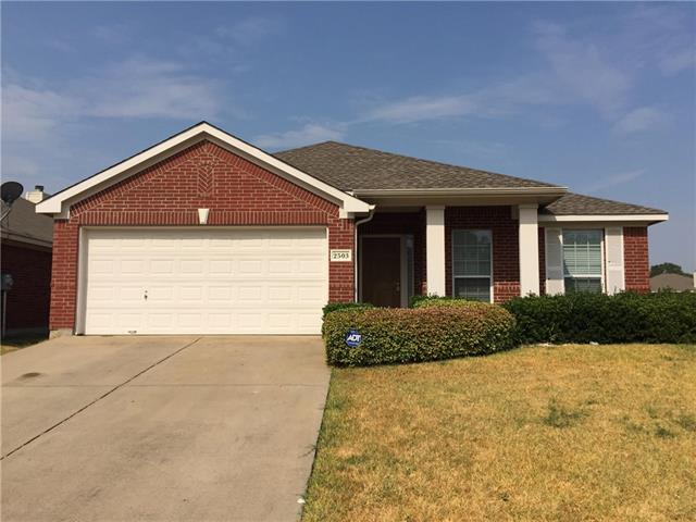 Rental Homes for Rent, ListingId:35142522, location: 2503 Taos Drive Grand Prairie 75051