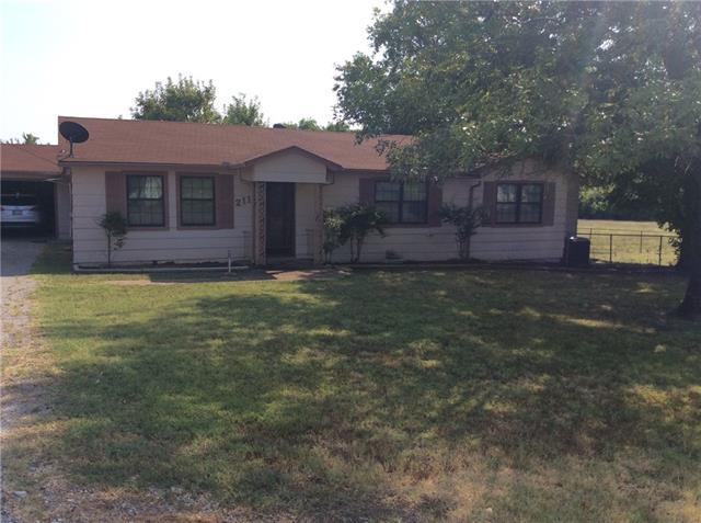 211 W Sam Rayburn Rd, Ector, TX 75439