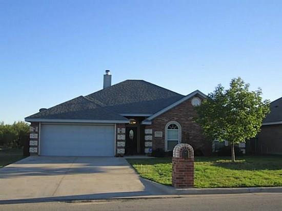 Rental Homes for Rent, ListingId:35172658, location: 949 Swift Water Drive Abilene 79602
