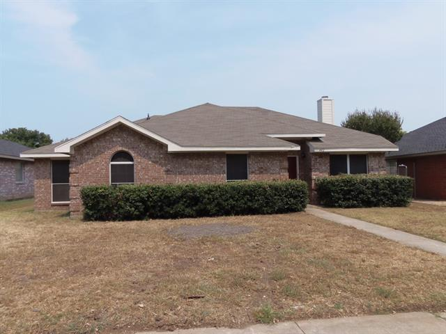 Rental Homes for Rent, ListingId:35172724, location: 442 Kimmel Drive Cedar Hill 75104