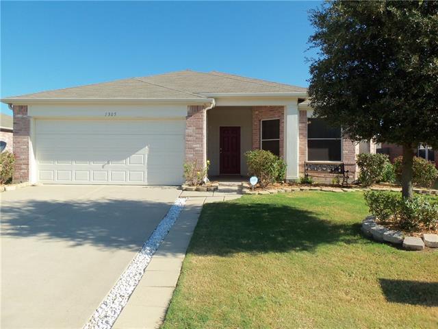 Rental Homes for Rent, ListingId:35193698, location: 1305 Eagles Nest Trail Krum 76249