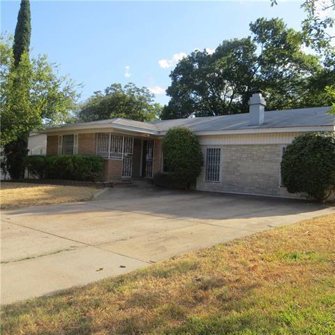 Real Estate for Sale, ListingId: 35193799, Dallas,TX75216