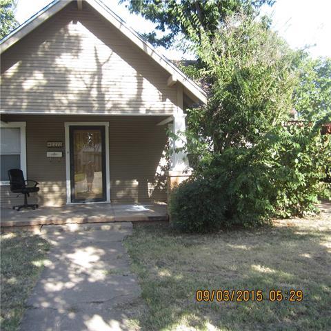 Rental Homes for Rent, ListingId:35234493, location: 1273 Peach Street Abilene 79602