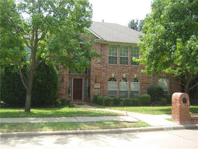 Rental Homes for Rent, ListingId:35234531, location: 7520 Bromwich Court Dallas 75252