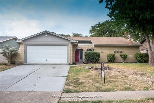 Real Estate for Sale, ListingId: 35263032, Arlington,TX76014