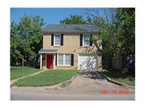 Rental Homes for Rent, ListingId:35244878, location: 1725 Avenue D Abilene 79601