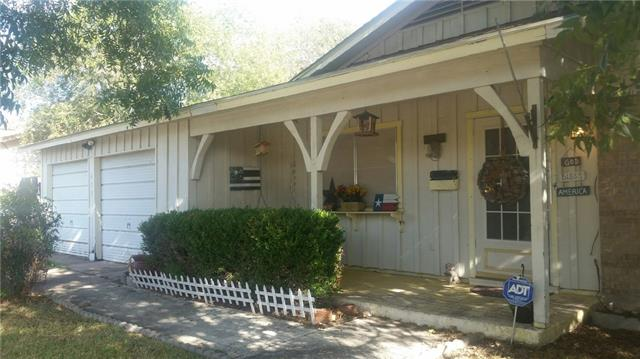 Rental Homes for Rent, ListingId:35245934, location: 613 Mesquite Avenue Crowley 76036
