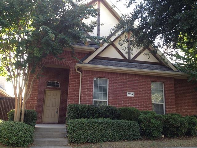 Rental Homes for Rent, ListingId:35257859, location: 7633 Glasshouse Walk Frisco 75035