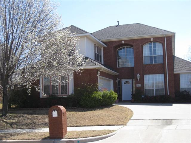 Rental Homes for Rent, ListingId:35257338, location: 2073 Fair Oaks Circle Corinth 76210