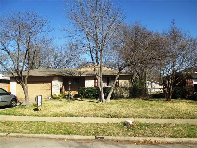 Rental Homes for Rent, ListingId:35301269, location: 9120 Freeport Drive Dallas 75228