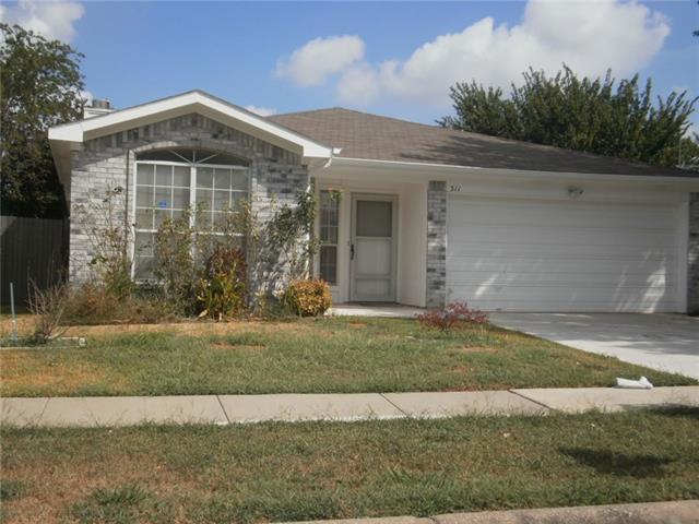 Rental Homes for Rent, ListingId:35301009, location: 311 Moss Hill Drive Arlington 76018