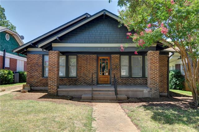 Rental Homes for Rent, ListingId:35323871, location: 2305 W Rosedale Street S Ft Worth 76110