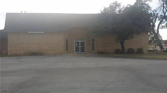 Commercial Property for Sale, ListingId:35359273, location: 4912 E Lancaster Ft Worth 76103