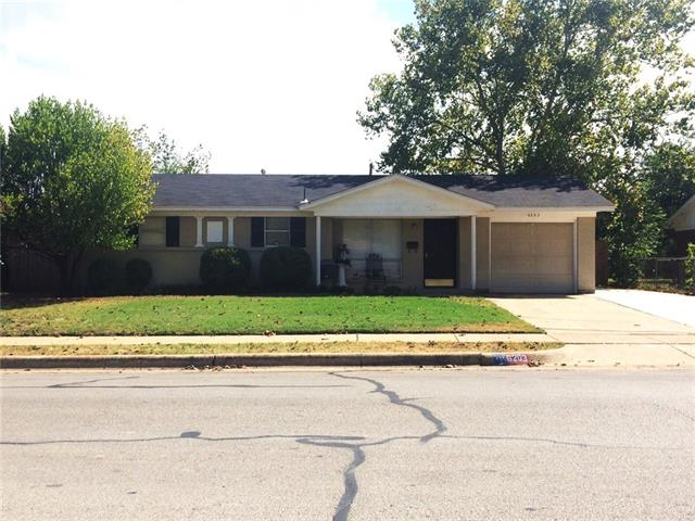 Rental Homes for Rent, ListingId:35367579, location: 6203 Shadydell Drive Ft Worth 76135