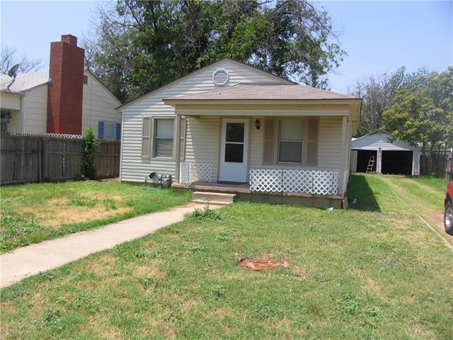 Rental Homes for Rent, ListingId:35403538, location: 1926 S Sewell Street Abilene 79605