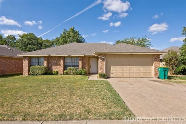 Rental Homes for Rent, ListingId:35562498, location: 820 Bentle Street Cedar Hill 75104