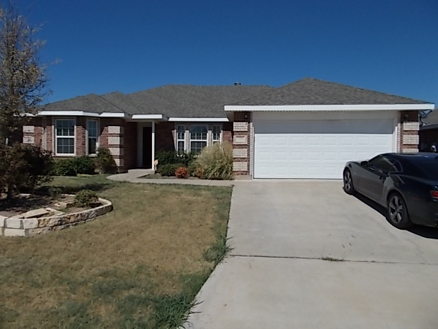 Rental Homes for Rent, ListingId:35403546, location: 258 Cotton Candy Road Abilene 79602