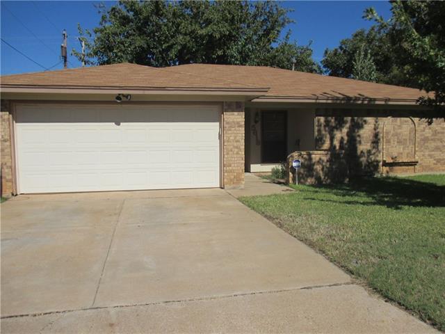 Rental Homes for Rent, ListingId:35732805, location: 5618 Castle Road Abilene 79606