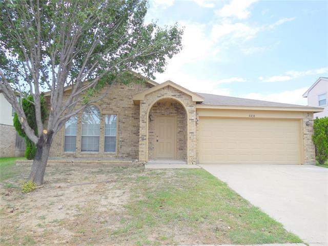 Rental Homes for Rent, ListingId:35440839, location: 6410 Juliette Run Arlington 76002