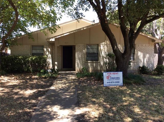 Rental Homes for Rent, ListingId:35440550, location: 7125 Hardwood Trail Dallas 75249