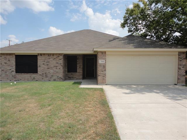 Rental Homes for Rent, ListingId:35562279, location: 704 Hallvale Drive White Settlement 76108