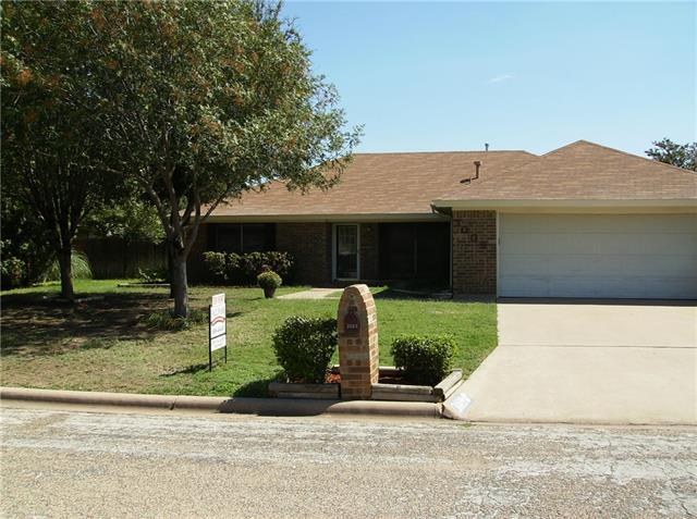 Rental Homes for Rent, ListingId:35493235, location: 3009 Button Willow Parkway Abilene 79606