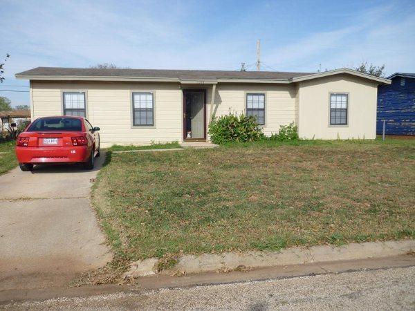 Rental Homes for Rent, ListingId:35498157, location: 5344 Encino Road Abilene 79605