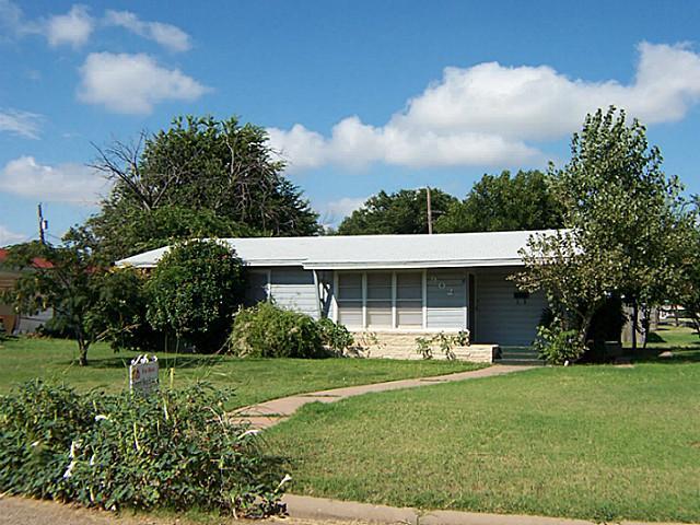 Rental Homes for Rent, ListingId:35493249, location: 902 Westridge Drive Abilene 79605
