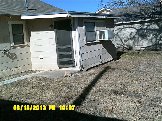 Rental Homes for Rent, ListingId:35513897, location: 625 Grape Street Abilene 79601