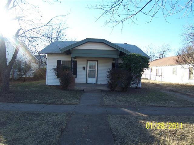 Rental Homes for Rent, ListingId:35524716, location: 1118 Cedar Street Abilene 79601