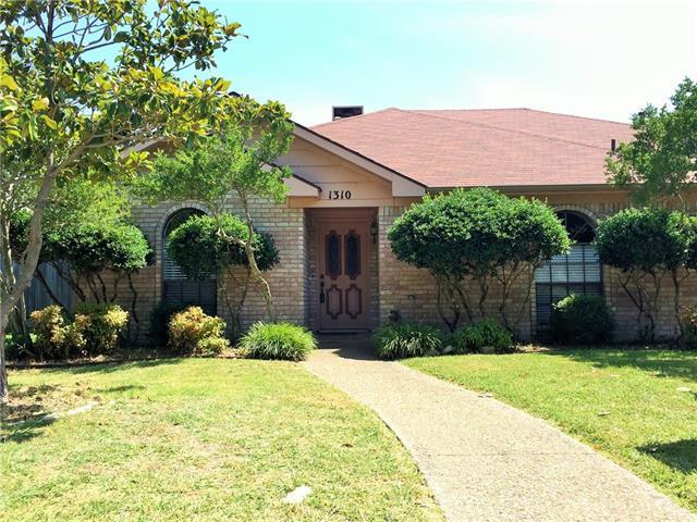 Rental Homes for Rent, ListingId:35525106, location: 1310 Sandy Creek Drive Allen 75002
