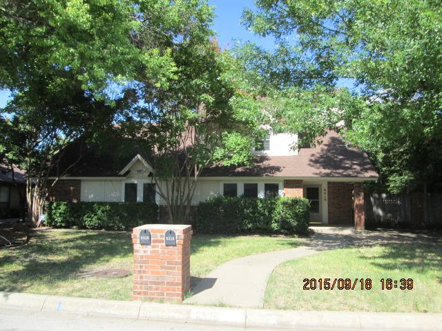 Rental Homes for Rent, ListingId:35551301, location: 6416 Lago Vista Drive Benbrook 76132