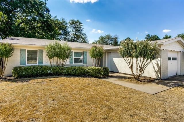 Rental Homes for Rent, ListingId:35551606, location: 3612 Winston Road Ft Worth 76109