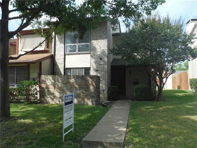 Single Family Home for Sale, ListingId:35565587, location: 2015 Town Place Garland 75041