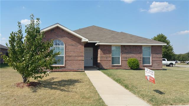 Rental Homes for Rent, ListingId:35580437, location: 977 Crowder Drive Crowley 76036